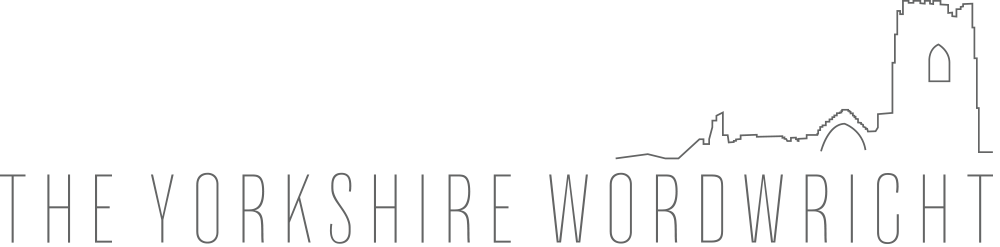 The Yorkshire Wordwright Logo